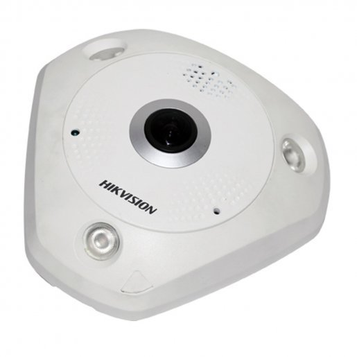 Купольная IP-камера Hikvision DS-2CD6362F-IS (1.27) Камеры IP камеры, 14801.00 грн.