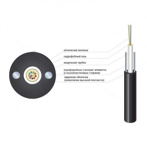 Оптический кабель Finmark UT004-SM-16, ADSS Кабельная продукция Оптический кабель, 6.00 грн.