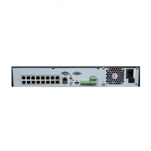 DS-7732NI-I4/16P IP Сетевой видеорегистратор 32-канальный Hikvision DS-7732NI-I4/16P Регистраторы NVR сетевые видеорегистраторы, 19401.00 грн.