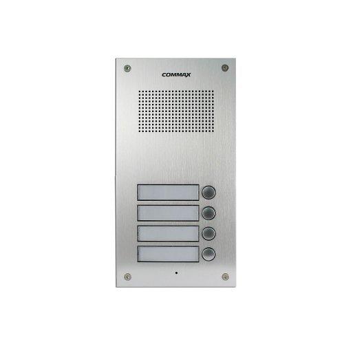 DR-4UM Многоабонентская вызывная аудиопанель Commax DR-4UM Вызывные панели Аналоговые панели, 1250.00 грн.