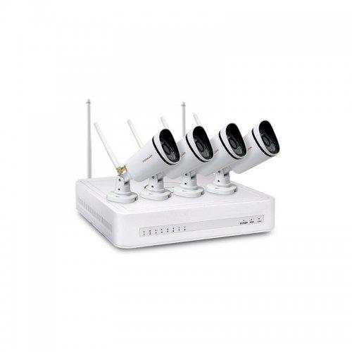 FN3104W-B4 Система видеонаблюдения Foscam FN3104W-B4 Готовые комплекты Цифровые (IP) комплекты видеонаблюдения, 8999.00 грн.