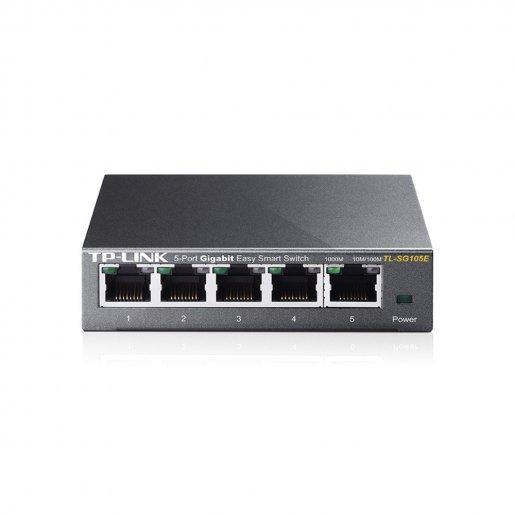 Коммутатор TP-Link TL-SG105 Сетевое оборудование Коммутаторы, 503.00 грн.
