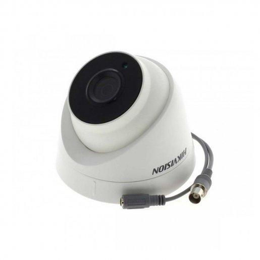 Купольная Turbo HD видеокамера Hikvision DS-2CE56C0T-IT3 (2.8) Камеры Аналоговые камеры, 819.00 грн.