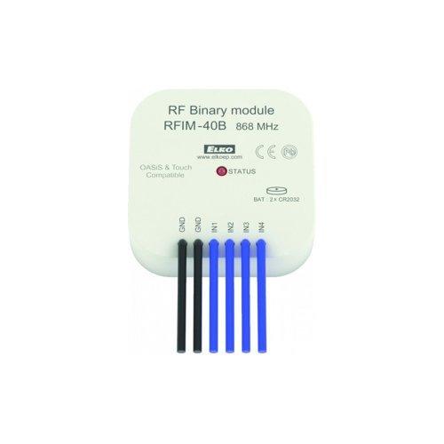 Универсальный передающий модуль iNELS RFIM-40B Умный дом Диммеры, 1802.00 грн.