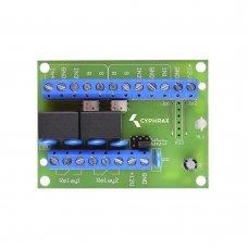 Автономный контроллер доступа Cyphrax iBC-03 Контоллеры СКУД Локальные контроллеры, 865.00 грн.