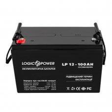 Аккумулятор LogicPower LP 12V 100AH (LP 12 - 100 AH) Комплектующие Аккумуляторы 12В, 4063.00 грн.