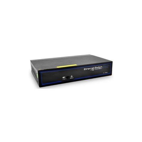 Уличный коммутатор POE FoxGate S6005S-I (4 PoE x 100 Мбит/с) Комплектующие POE - коммутаторы, 2836.00 грн.