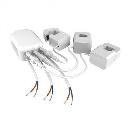 Умный контроллер потребления энергии Z-Wave Aeotec ZW095-3P4 60A Умный дом Реле, 3790.00 грн.
