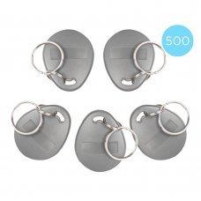 Набор 500 шт. Ключ-брелок Tecsar Trek EM-Marine серый Периферия Электронные ключи, 5830.00 грн.