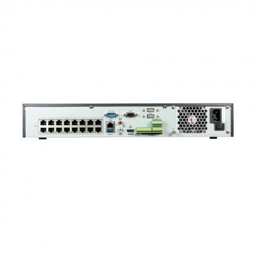 Видеосервер TRASSIR DuoStation AF 32-16P Регистраторы Видеосерверы, 28806.00 грн.