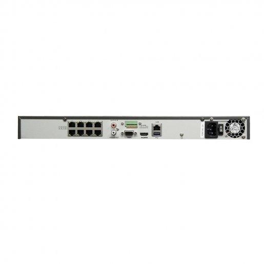 DS-7608NI-К2/8P IP Сетевой видеорегистратор 8-канальный Hikvision DS-7608NI-К2/8P Регистраторы NVR сетевые видеорегистраторы, 6600.00 грн.