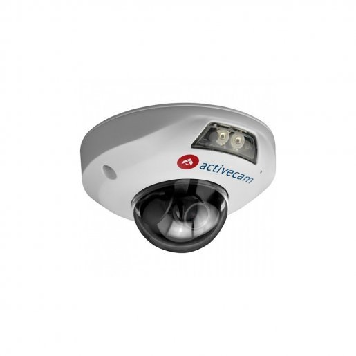 Купольная IP-камера ActiveCAM AC-D4121IR1 Камеры IP камеры, 3180.00 грн.