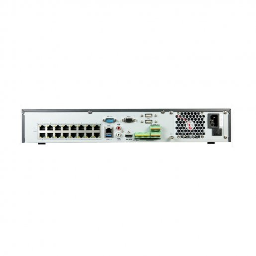 Видеорегистратор TRASSIR DuoStation AnyIP 24-16P Регистраторы Видеосерверы, 52364.00 грн.