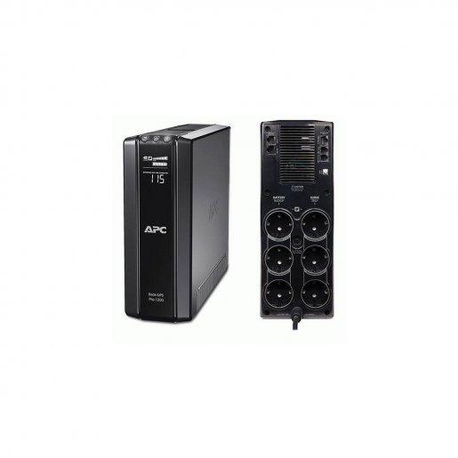 ИБП APC Back-UPS Pro 1200VA, CIS (BR1200G-RS) Комплектующие ИБП 220В, 11872.00 грн.
