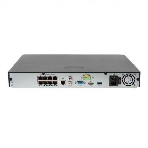 Сетевой видеорегистратор Tecsar Lead NVR-L-16CH2H8POE-5-1U Регистраторы NVR сетевые видеорегистраторы, 10998.00 грн.