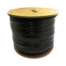 Кабель, витая пара, FinMark FTP CAT 5E 4*2*0.51mm, Медь, Out на стальной жиле-проводе Кабельная продукция Витая пара, 14.00 грн.