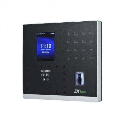 Биометрический терминал ZKTECO SilkBio-101TC Биометрия Учет рабочего времени, 15900.00 грн.