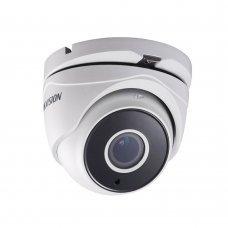 Купольная Turbo HD видеокамера Hikvision DS-2CE56F7T-IT3Z (2.8-12) Камеры Аналоговые камеры, 3536.00 грн.