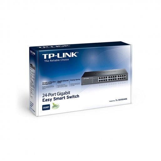 Коммутатор TP-Link TL-SG1024DE Сетевое оборудование Коммутаторы, 3227.00 грн.