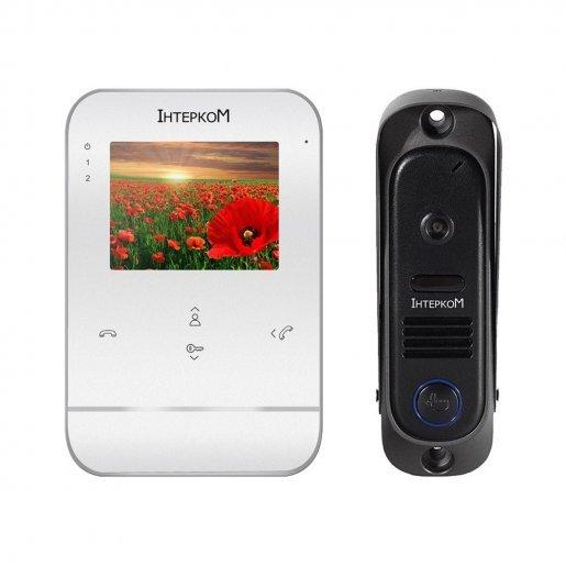 IM-11 Комплект видеодомофона Intercom IM-11 Готовые комплекты домофонов Аналоговые комплекты, 2700.00 грн.