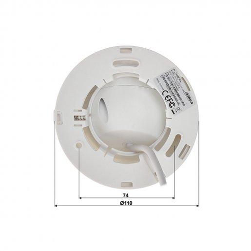 Купольная IP-камера Dahua DH-IPC-HDW4421EP-AS Камеры IP камеры, 4862.00 грн.