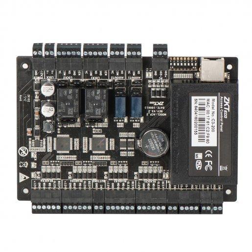 Контроллер доступа ZKTeco С3-200 на 2 двери Контроллеры СКУД Сетевые контроллеры, 6625.00 грн.
