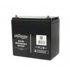 Аккумуляторная батарея EnerGenie 12V 55Ah (BAT-12V55AH) Комплектующие Аккумуляторы 12В, 2809.00 грн.