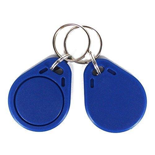 Набор 100 шт. Ключ-брелок Tecsar Trek EM-Marine синий Периферия Электронные ключи, 1299.00 грн.