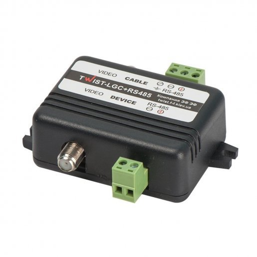 Устройство защиты аналоговых камер TWIST-LGC+RS485 Комплектующие Грозозащита, 583.00 грн.