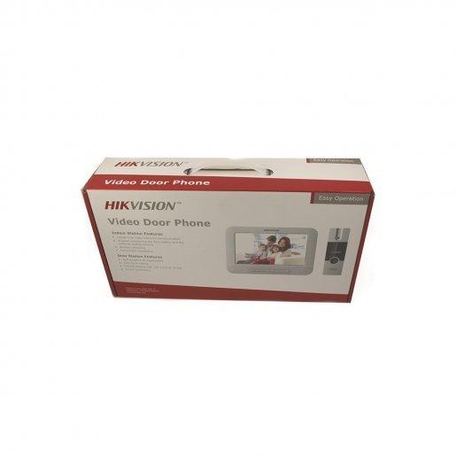 DS-KIS202 Комплект видеодомофона Hikvision DS-KIS202 Готовые комплекты домофонов Аналоговые комплекты, 3240.00 грн.
