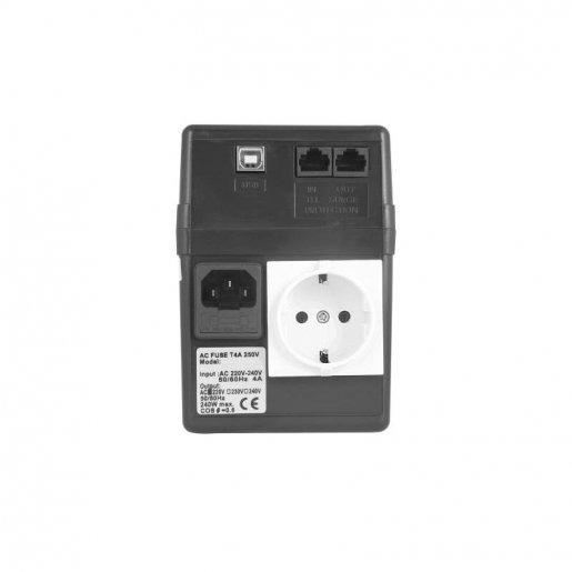 ИБП Powercom BNT-600A Schuko Комплектующие ИБП 220В, 2108.00 грн.