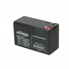 Аккумуляторная батарея EnerGenie 12V 7.2Ah (BAT-12V7.2AH) Комплектующие Аккумуляторы 12В, 385.00 грн.