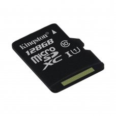 Карта памяти Kingston microSDXC 128GB Canvas Select Class 10 UHS-I U1 (SDCS/128GBSP) Накопители видеоархива SD-карты, 599.00 грн.