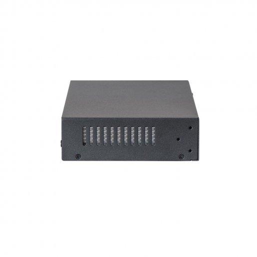 Управляемый гигабит POE коммутатор 11-портовый HongRui HR901-AFGM-82NS Комплектующие POE - коммутаторы, 6890.00 грн.