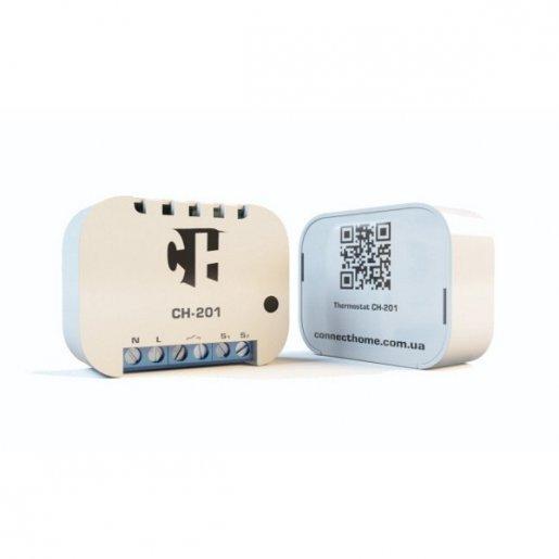 Термостат Z-wave ConnectHome CH-201 Умный дом Управление климатом, 1776.00 грн.