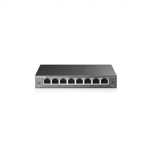 Коммутатор TP-Link TL-SG108E Сетевое оборудование Коммутаторы, 964.00 грн.