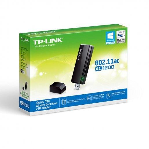 Сетевой адаптер TP-Link Archer T4U Сетевое оборудование Сетевые адаптеры, 999.00 грн.