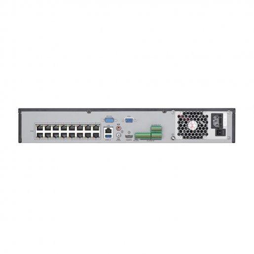 IP Сетевой видеорегистратор 32-канальный Hikvision DS-7732NI-E4/16P Регистраторы NVR сетевые видеорегистраторы, 12799.00 грн.