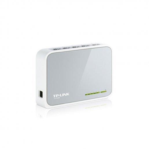 Коммутатор TP-Link TL-SF1005D Сетевое оборудование Коммутаторы, 209.00 грн.