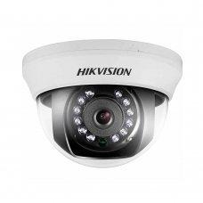 Купольная Turbo HD видеокамера Hikvision DS-2CE56D0T-IRMMF (2.8) Камеры Аналоговые камеры, 641.00 грн.