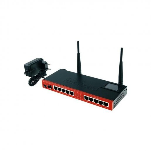 Маршрутизатор Mikrotik RouterBoard RB2011UiAS-2HnD-IN Сетевое оборудование Маршрутизаторы, 3207.00 грн.