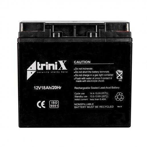 Аккумулятор Trinix АКБ 12V 18Ah Комплектующие Аккумуляторы 12В, 1193.00 грн.