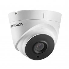 Купольная Turbo HD видеокамера Hikvision DS-2CE56D8T-IT3E (2.8) Камеры Аналоговые камеры, 1764.00 грн.