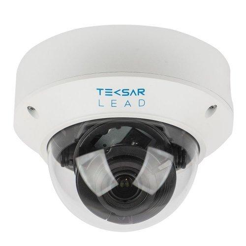 IP-видеокамера купольная Tecsar Lead IPD-L-4M30V-SDSF6-poe Камеры IP камеры, 5380.00 грн.