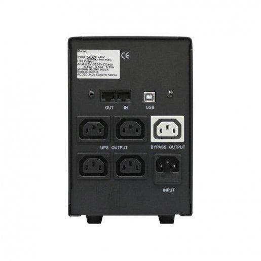 ИБП Powercom BNT-1000AP, USB, IEC Комплектующие ИБП 220В, 3481.00 грн.