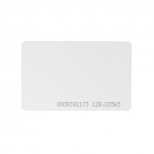 Набор 500 шт. Бесконтактная карта Tecsar Trek EM-Marine 0,8 мм белая Периферия Электронные ключи, 3975.00 грн.