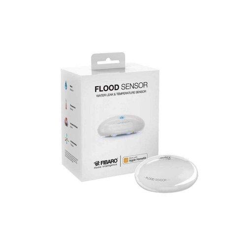 Датчик протечки FIBARO Flood Sensor для Apple HomeKit - FGBHFS-101 Умный дом Датчики, 2253.00 грн.
