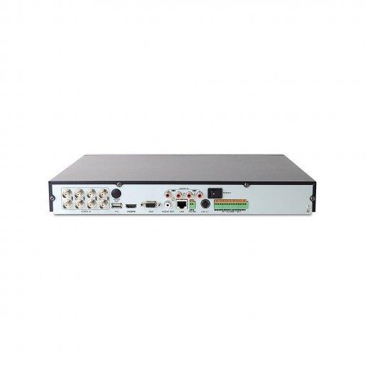 DVR-регистратор 8-канальный Hikvision Turbo HD+AHD DS-7208HQHI-SH Регистраторы DVR аналоговые видеорегистраторы, 7534.00 грн.