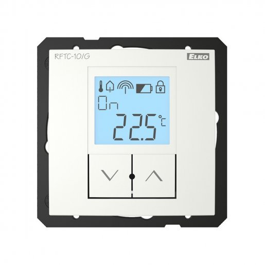 Беспроводной терморегулятор iNELS RFTC-10/G Умный дом Управление климатом, 3710.00 грн.