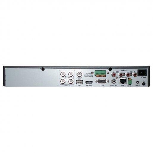 DS-7204HUHI-K1 DVR-регистратор 4-канальный Hikvision Turbo HD DS-7204HUHI-K1 Регистраторы DVR аналоговые видеорегистраторы, 3399.00 грн.